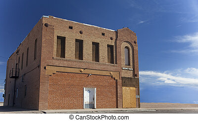 Abandoned Freemason Temple - Abandoned Masonic Temple in...