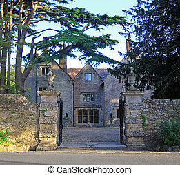 Manor House - Beautiful English Manor House
