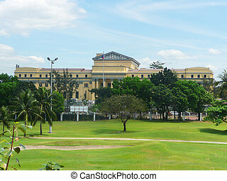 Park in Manila, Philippines