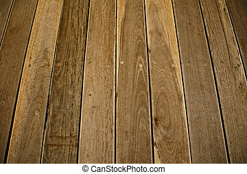 Wood floor, background - Brown Wood Plank for the floor and...