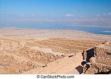 Ruins of Masada