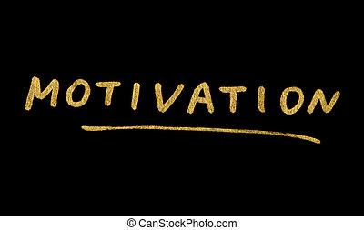 Conception text Motivation