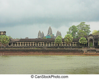 angkor, wat, camboya