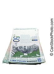 malaysian ringgit, currencies at malaysia, denomination of...