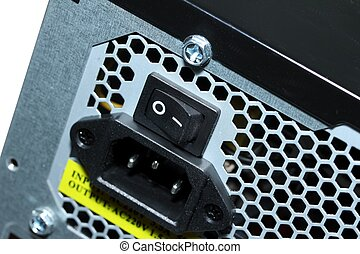 power switch pc