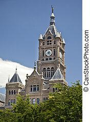 Salt Lake City Utah City Hall - City Hall and County...