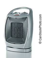 Portable electric heater - Small portable electric heater...