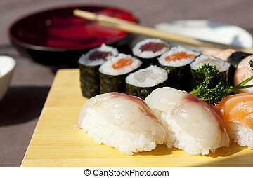 Sushi - Photo of Sushi, Delicious Japanese food