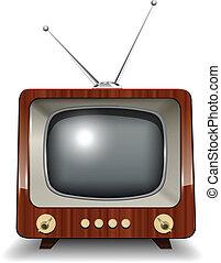レトロ, tv