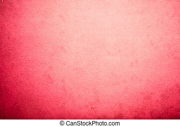 Surface of old red paper