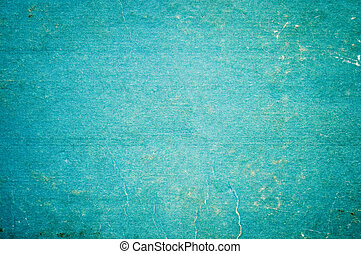 Old blue paper texture for background