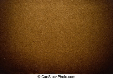 Dark brown paper - Grainy brown paper in dark tone