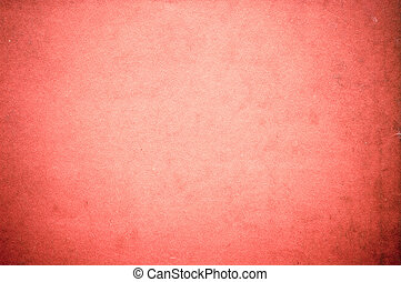 Surface of pastel red paper