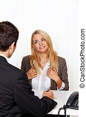 consultation - counseling session. consultation and...