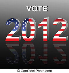 Vote 2012 - Vote USA Presidential Election 2012
