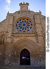 Colegiata de Nuestra Sentilde;ora del Manzano, Castrojeriz -...