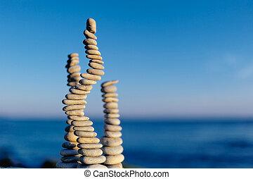 Attain Equilibrium