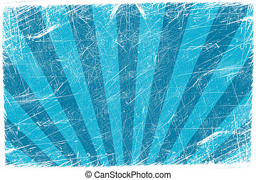 scratched background with stripes