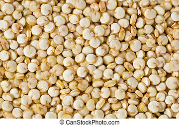 Quinoa Grains - Background texture of quinoa grains.