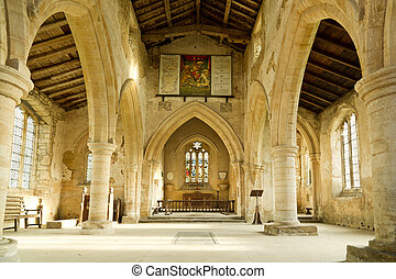 Thirteenth century english, christian church - Mainly...