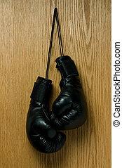 boxe, luvas