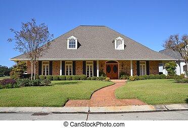 Classic Amercian Home 1