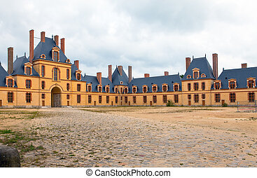 France, Fontainebleau