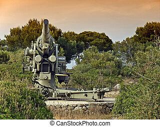 Anti-air Cannon