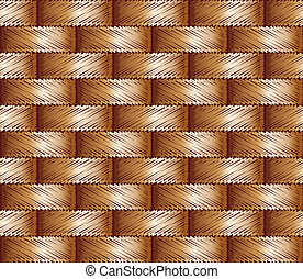 pattern from brick