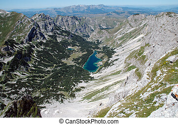 Lake in Durmitor National Park