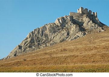 Coltesti fortress, Romania - Coltesti fortress, built in...