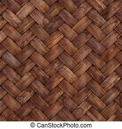 rattan - the brown wooden texture of rattan with natural...