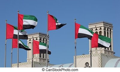 Flags of the United Arab Emirates - Flags of the United Arab...