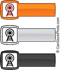 Communication  button.