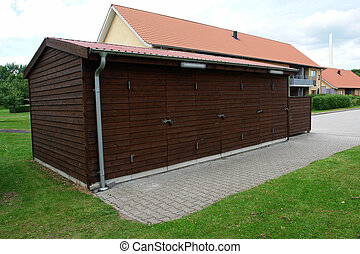 Storage shed Stock Photos and Images. 1,409 Storage shed ...