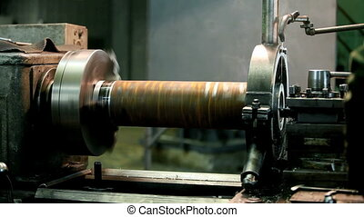 lathe -  metalworking