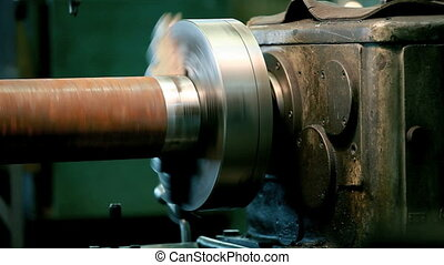 spindle lathe - metalworking