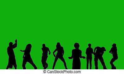Multi Dancing