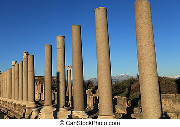 Antalya - The Ruins of Perge