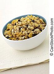 delicious and healthy granola