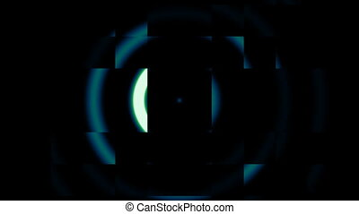 Dispersing circles in mirrors - Dispersing circles are...