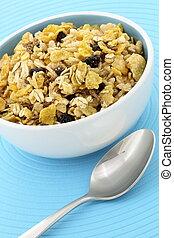 delicioso, sano, granola