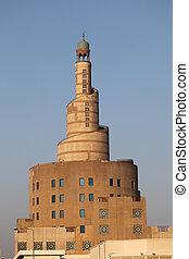 Islamic Cultural Center Fanar in Doha, Qatar
