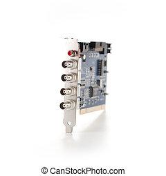 PCI frame grabber - Isolated pci 4 channal frame grabber on...