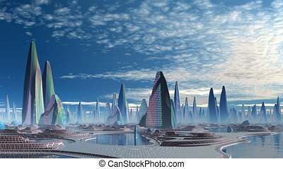 City of aliens