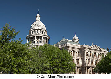 Capitol of Austin - This is the capitol located in Austin...