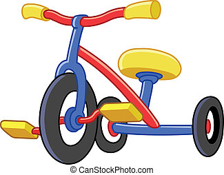 Tricycles - Colorful tricycles