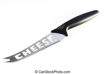 Special little knife for cheese