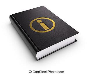 informazioni, libro