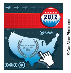 presidential election - Us presidential election in 2012